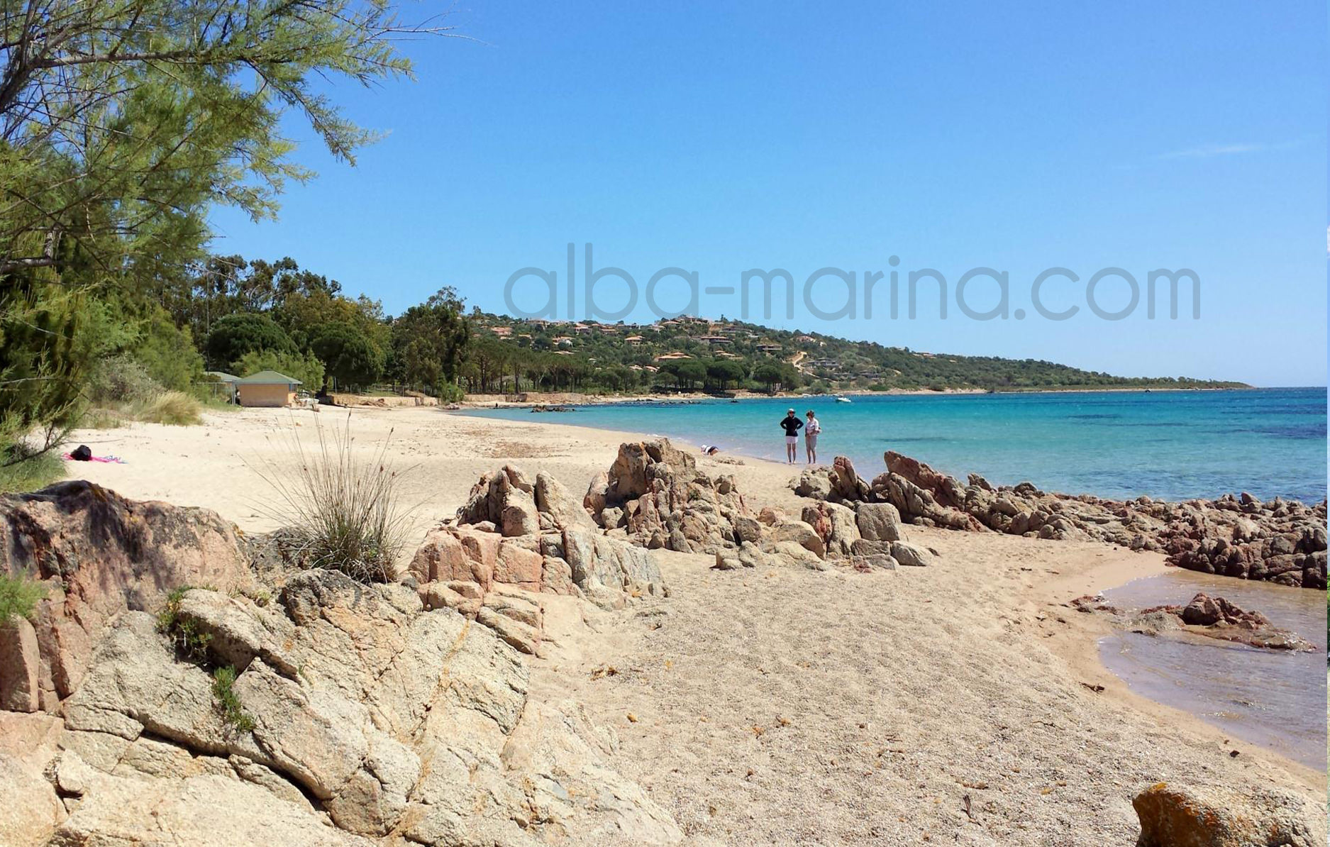 Village Caramontino plage