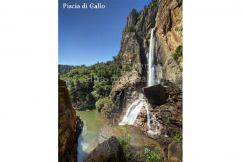 Cascade de Piscia di Gallo