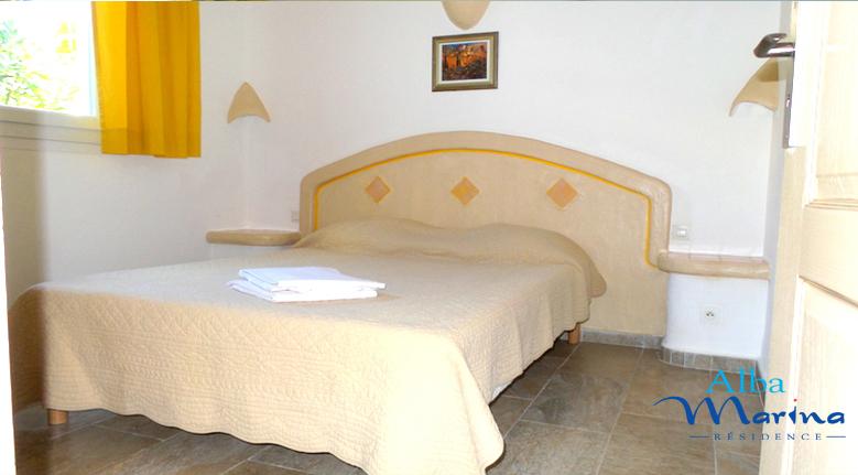 Chambre villa F3