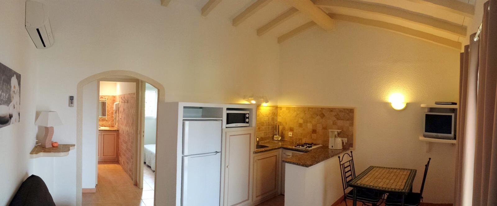 Vacances dans une Mini-Villa Porto-Vecchio Ste Lucie
