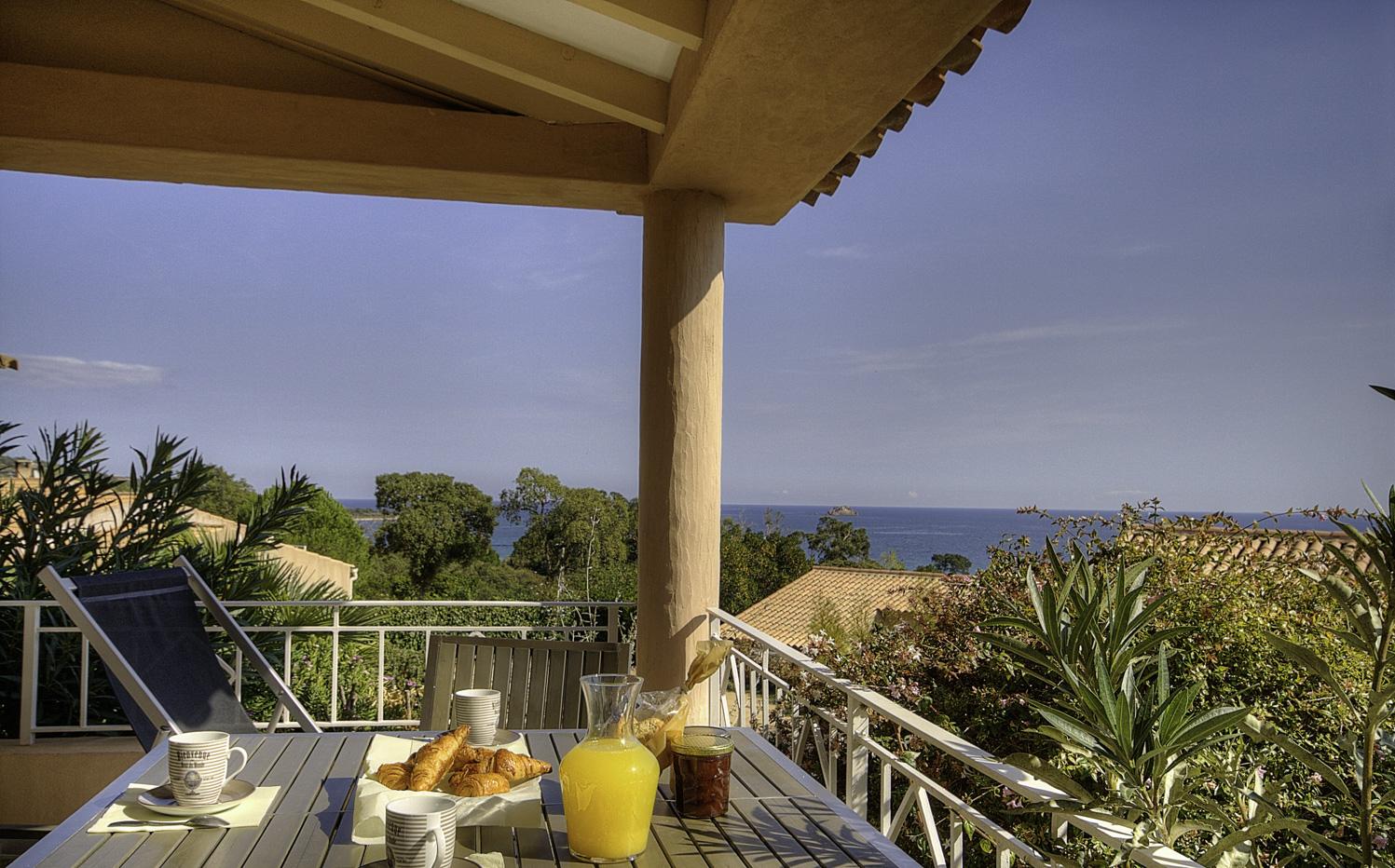 Mini Villa bord de mer Pinarello