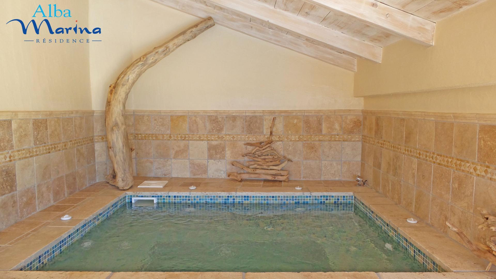 Location vacances corse du sud avec piscine et spa