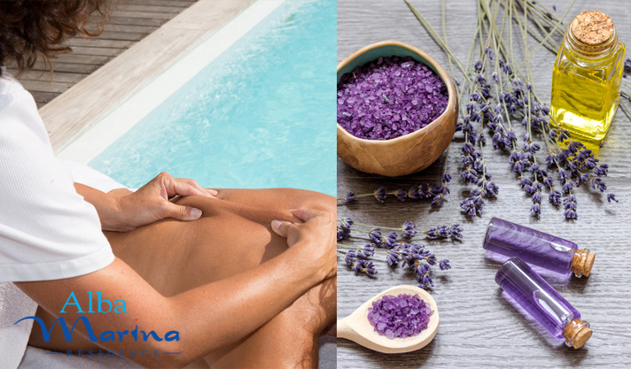 Location vacances Corse Massage bien être Spa