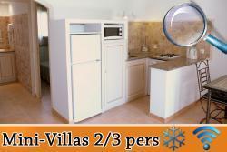 Mini Villa 2 à 3 pers
