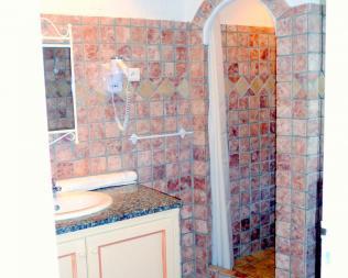 Salle de bain des studios de vacances - Porto Vecchio Pinarello