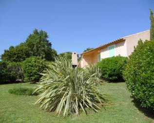 Location de villas Porto Vecchio Ste Lucie proche plage