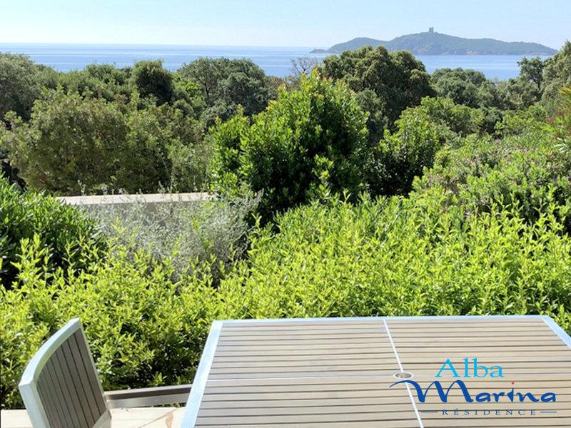 Résidence en Corse vue sur mer