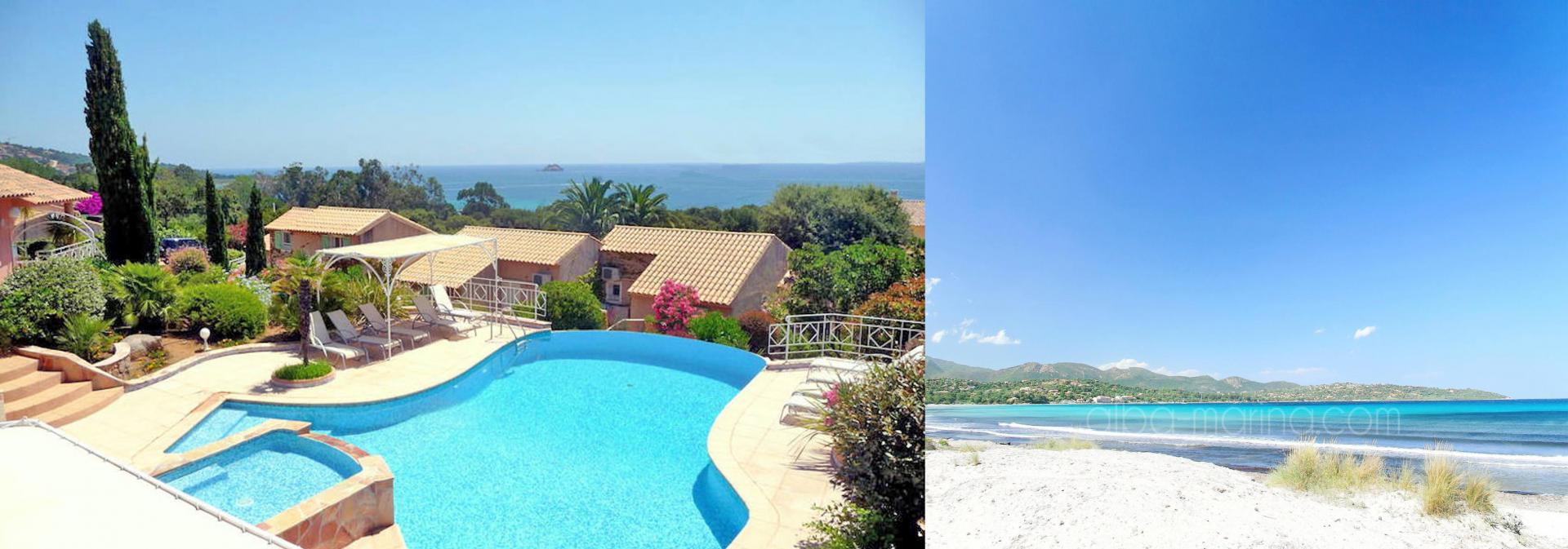 Residence vacances corse