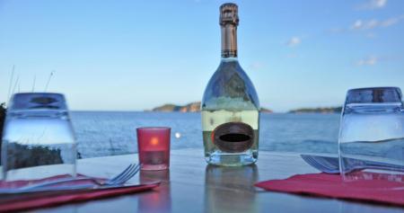Restaurant plage pinarello