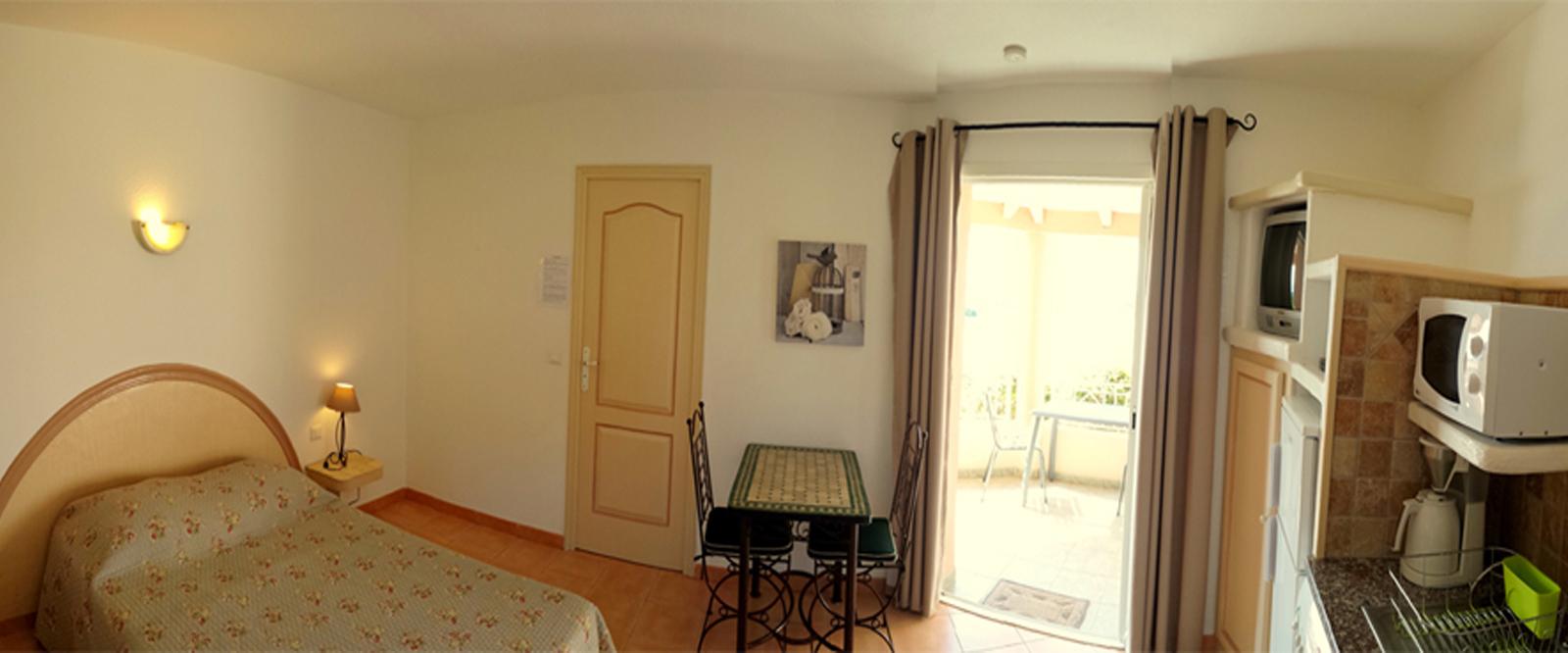 Location de Studio à Pinarello