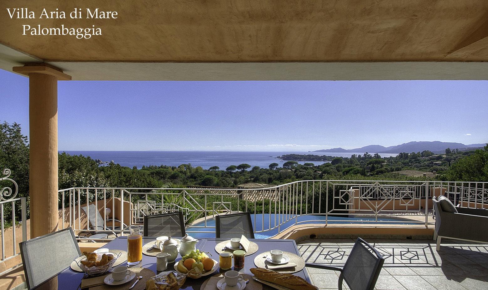 Villa avec vue mer Palombaggia