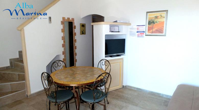 Villa F3 2 chambres, seconde chambre à l'étage
